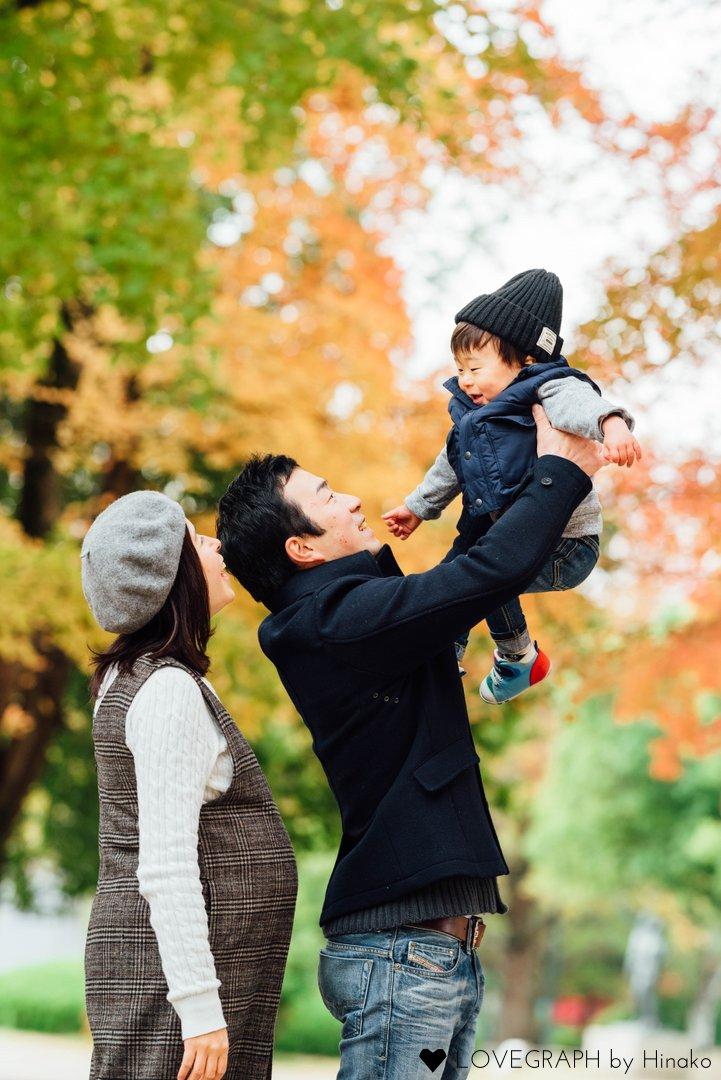 Oosawa family   家族写真(ファミリーフォト)