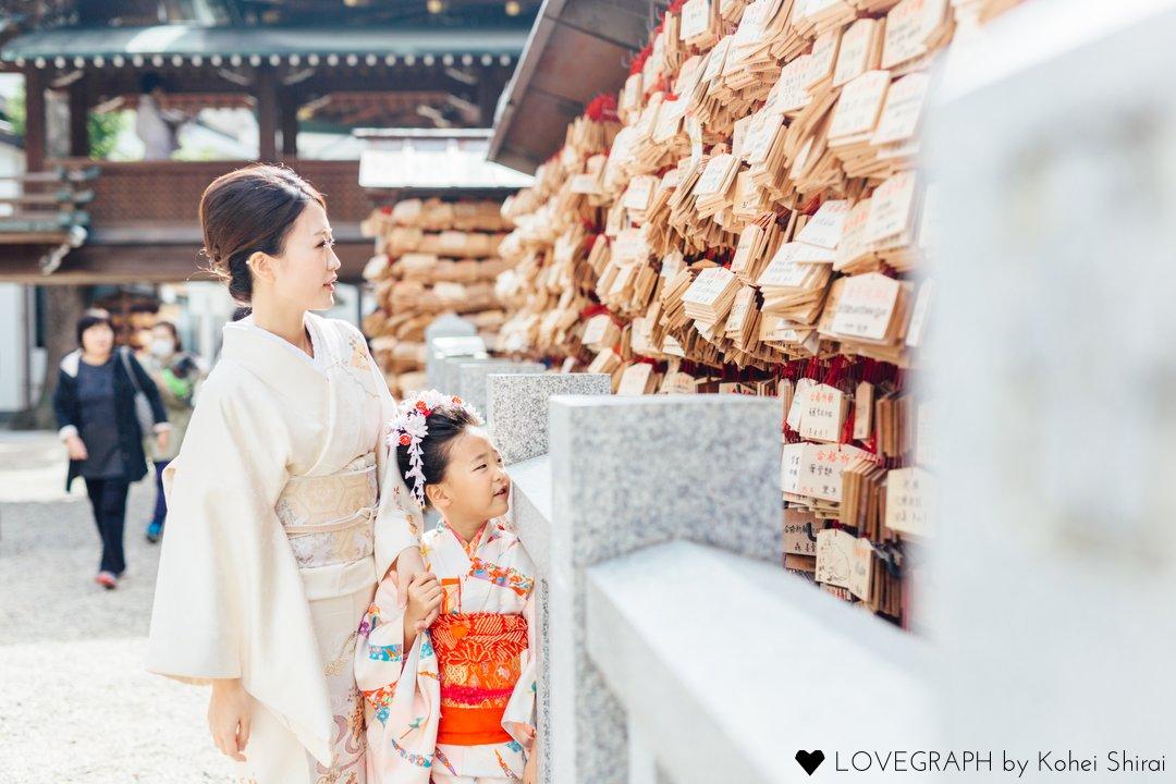 Aya Family | 家族写真(ファミリーフォト)