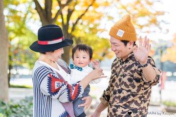 Sakuya Anniversary | 家族写真(ファミリーフォト)