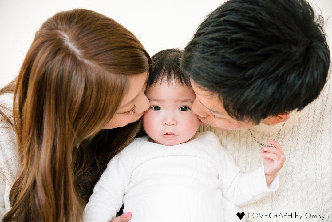 Sora Family | 家族写真(ファミリーフォト)