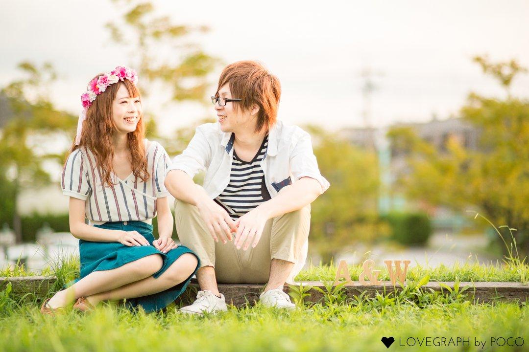Ayami × Wataru | カップルフォト