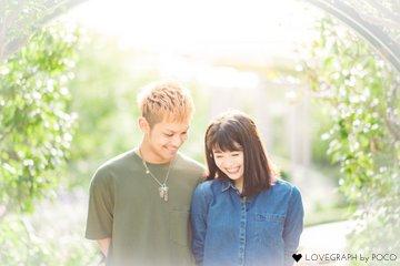 Rinna × Tyouji | カップルフォト