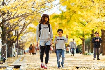 Mariko×Kazumi | 家族写真(ファミリーフォト)