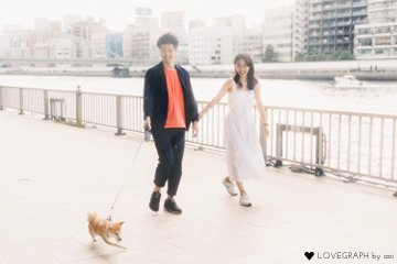 Takuya X Ariel | 家族写真(ファミリーフォト)