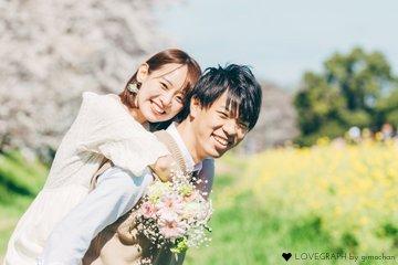Takayuki × Yurika | 夫婦フォト