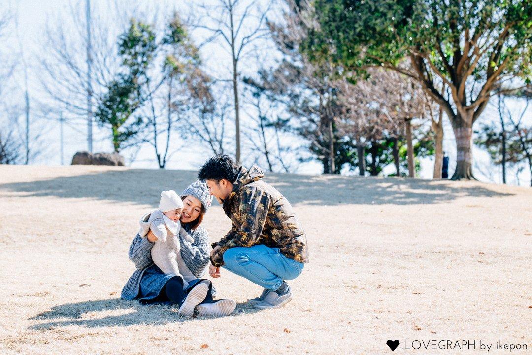 Sachi×Non Family   家族写真(ファミリーフォト)