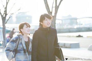 Mirei × Kohei | カップルフォト