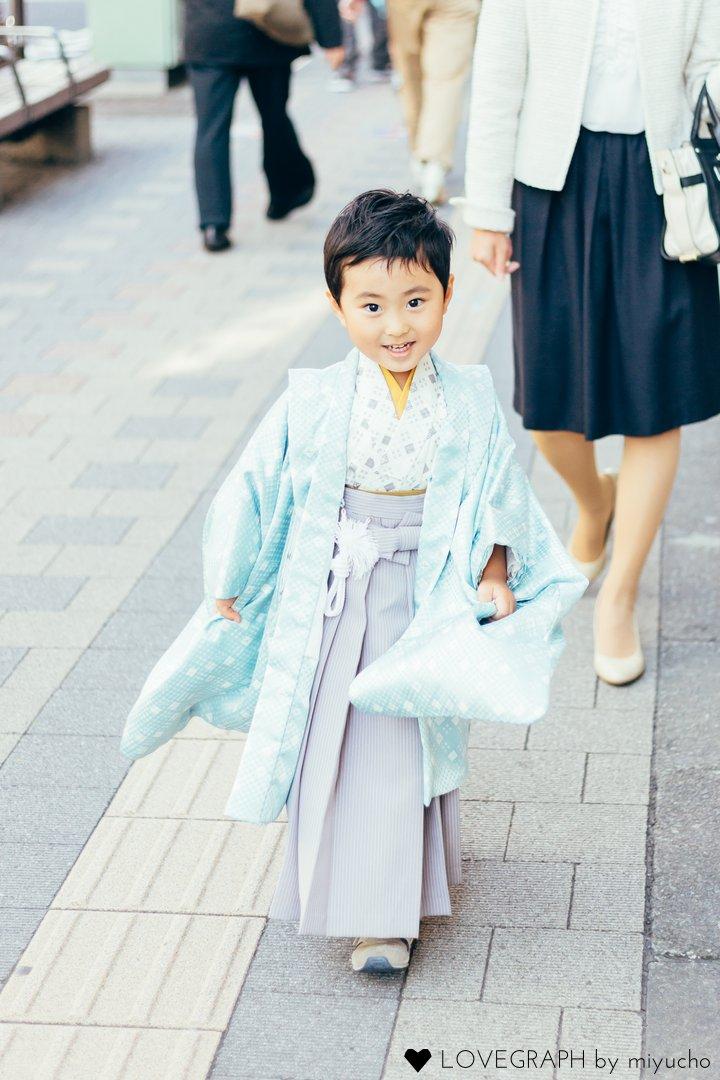 Yuri × Eita | 家族写真(ファミリーフォト)