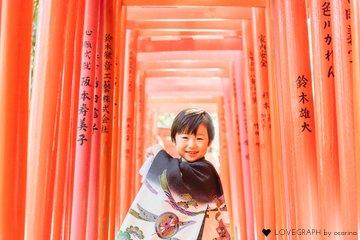 Shichi-go-san | 家族写真(ファミリーフォト)