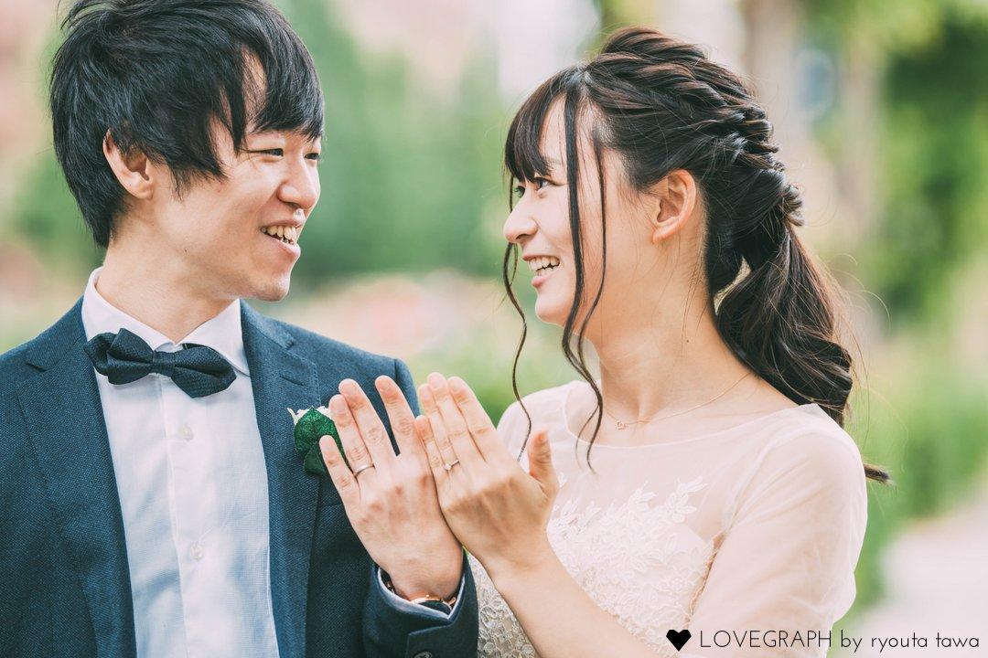 Yuya×Atsuko   夫婦フォト