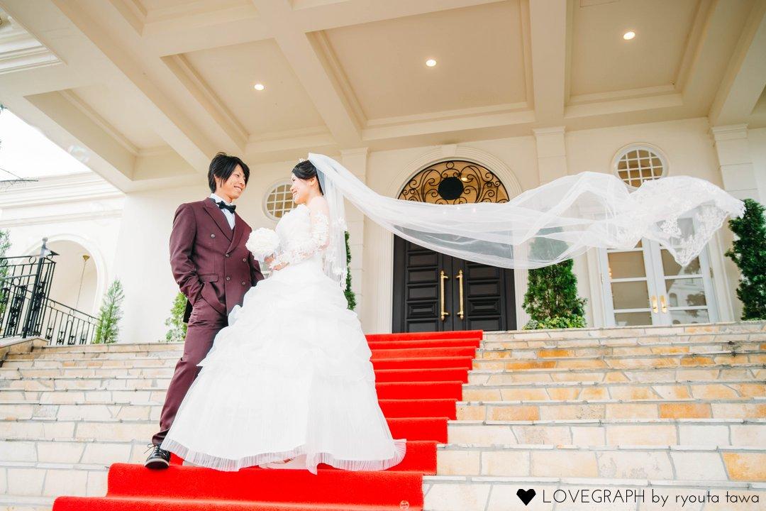 Tomoharu×Rinko | 夫婦フォト