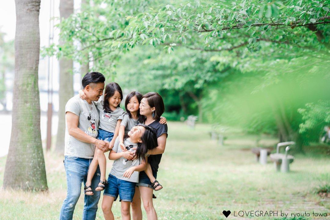 Kiyoe×Atsuki | 家族写真(ファミリーフォト)
