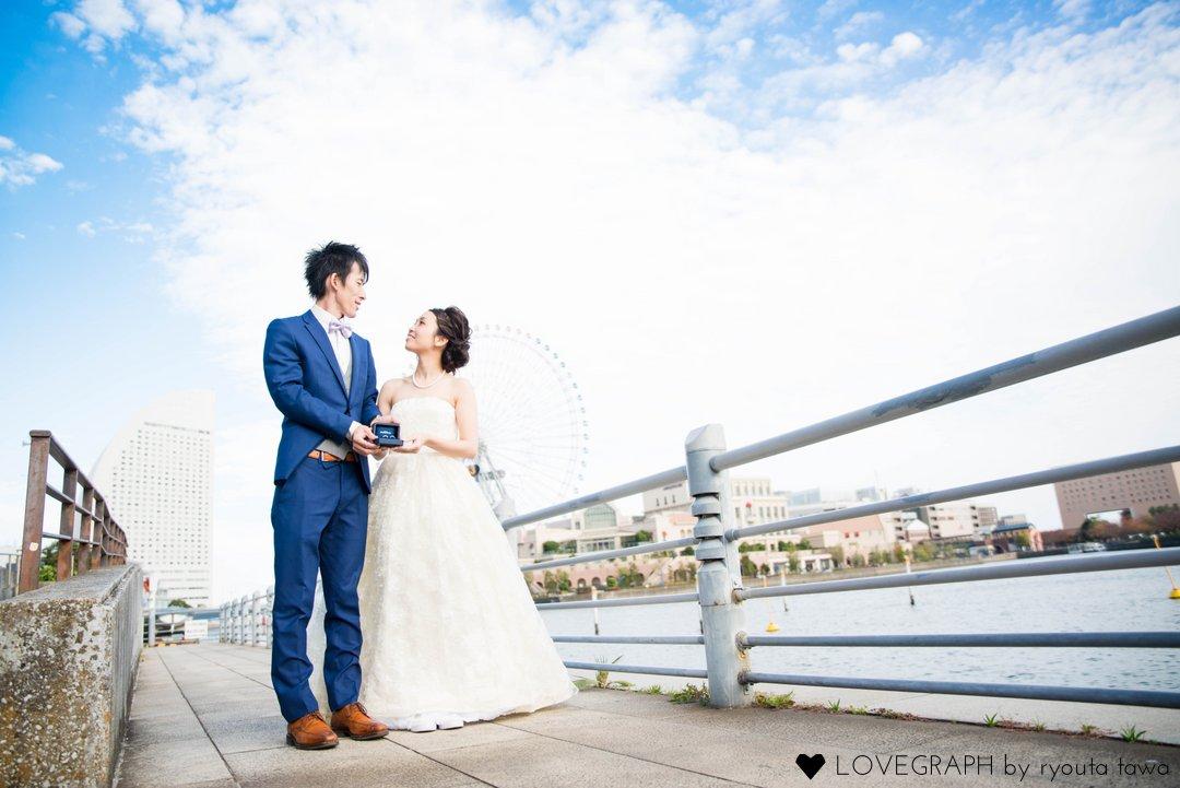 """2回のプロポーズを経て、やっと感じる""""結婚の実感""""  6番目の写真"""