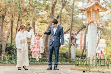 RIN 七五三 | 家族写真(ファミリーフォト)