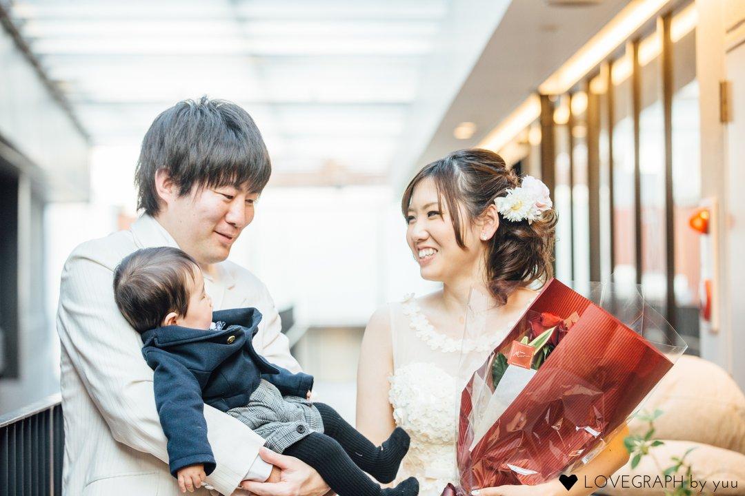 Syouhei × Fumie | 夫婦フォト