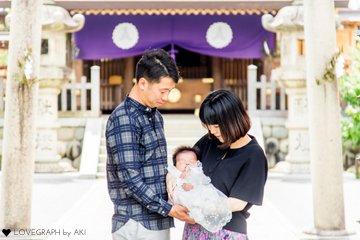 Kenichi×Chie×Emma | 家族写真(ファミリーフォト)