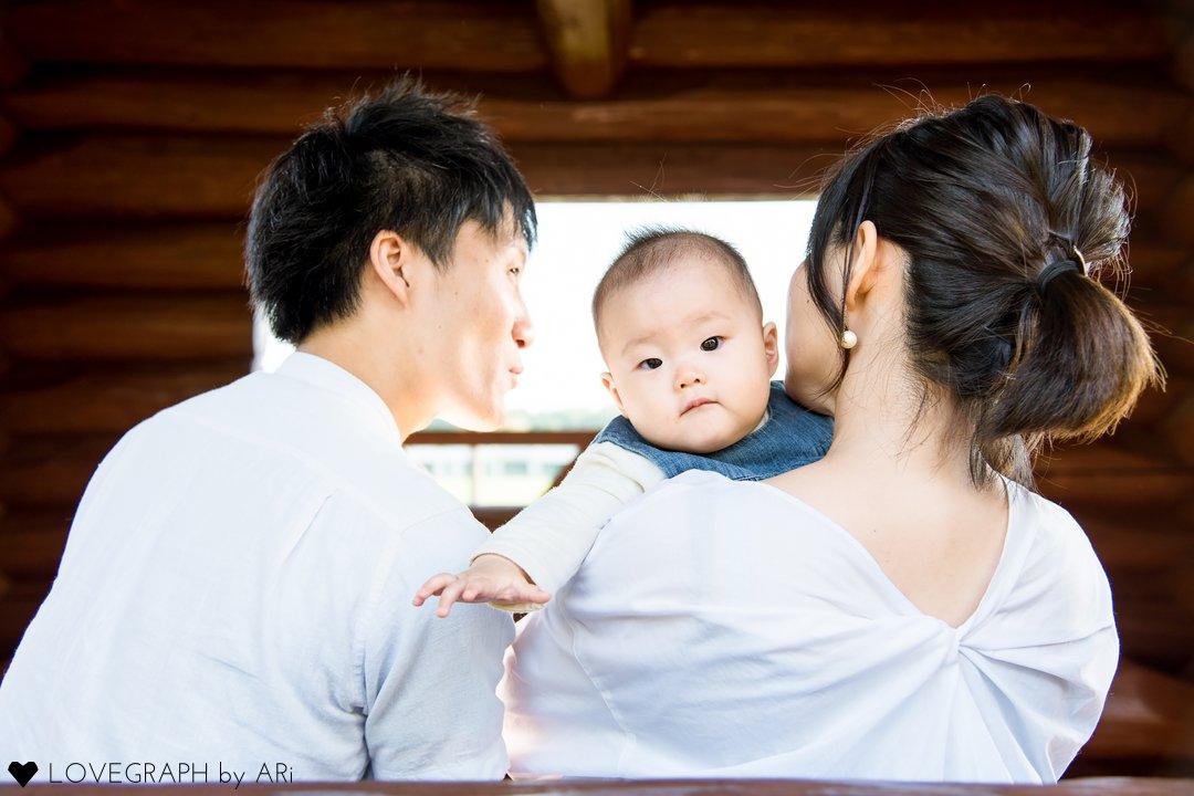 Naomi × Keisuke | 家族写真(ファミリーフォト)