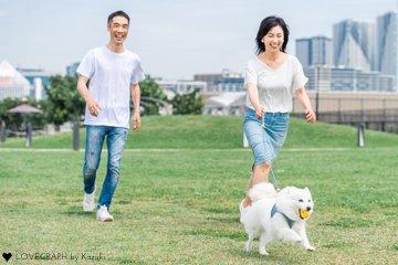 Chi. family | 夫婦フォト