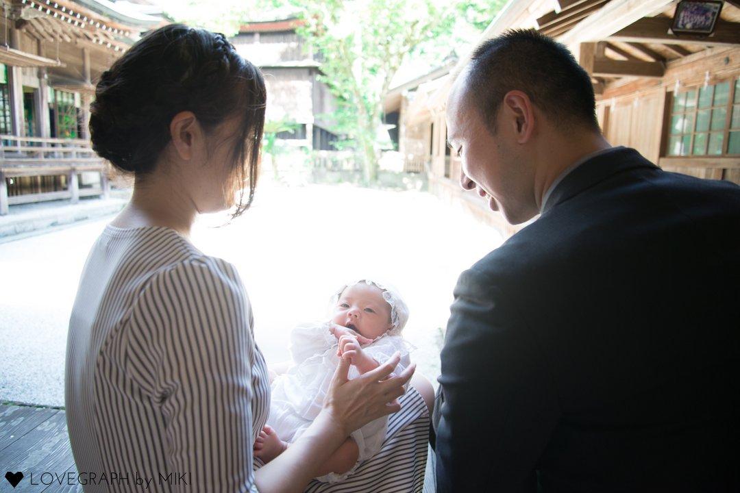 Yosiaki × Genjiro × Fumiko  | 家族写真(ファミリーフォト)