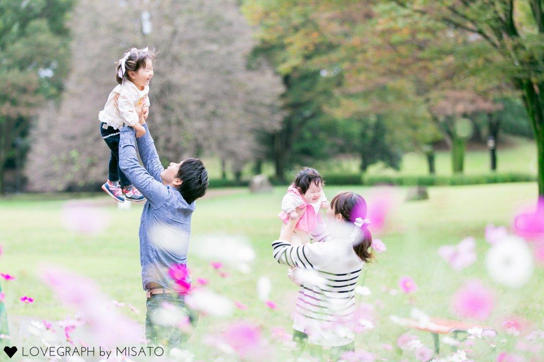 Ryutaro × Aki | 家族写真(ファミリーフォト)