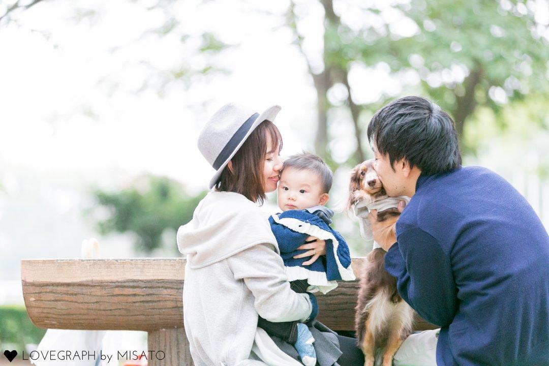 Yurie × Tomosuke | 家族写真(ファミリーフォト)