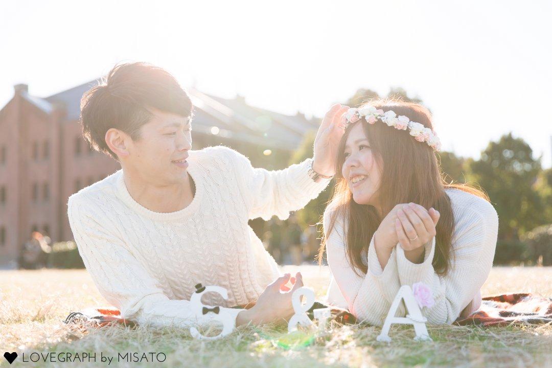 Airi × Shinya   夫婦フォト