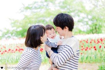 Masahiro×Sayuri×Mikito | 家族写真(ファミリーフォト)
