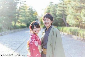 Yuzuka×Tatsuya | カップルフォト
