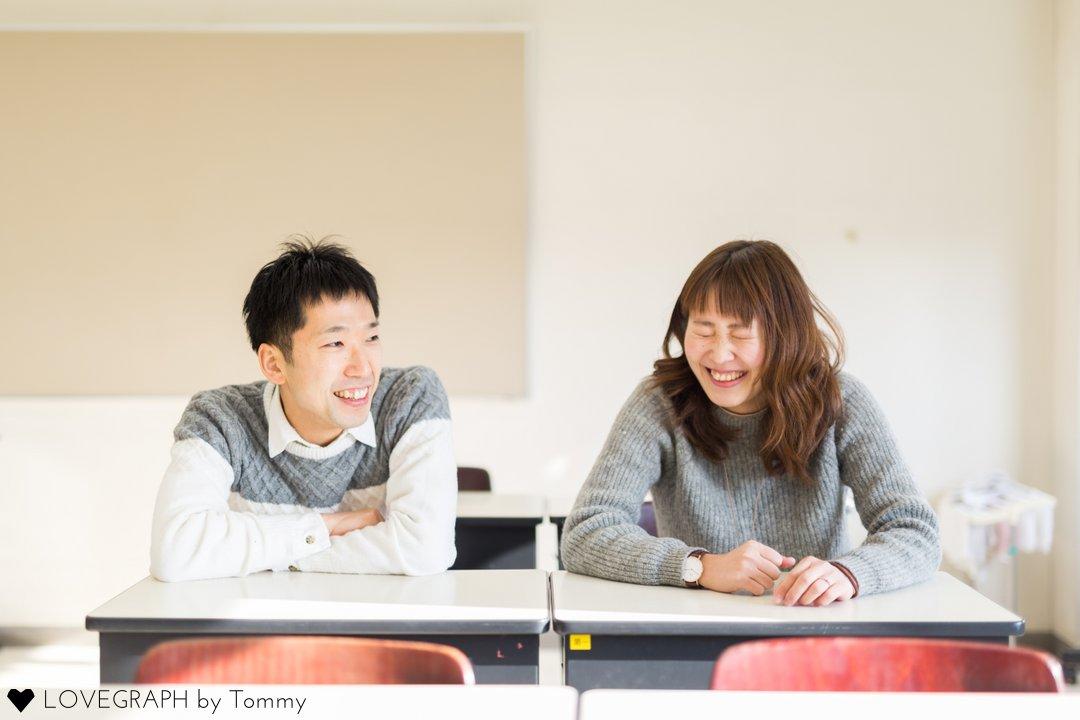 Takeshi×Chiharu | カップルフォト