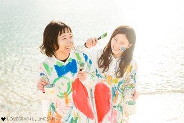 Mio*Hinako Paint🎨 | フレンドフォト(友達)