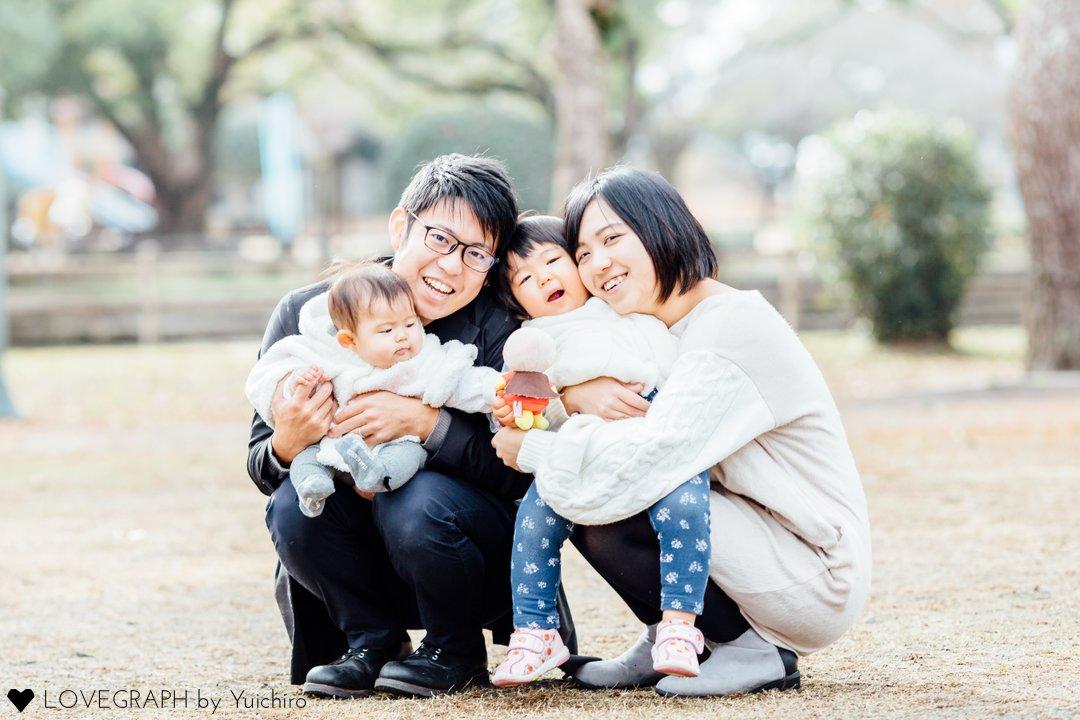 H×A Family | 家族写真(ファミリーフォト)