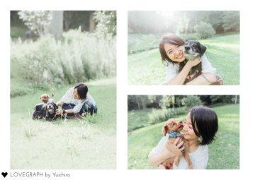 Family photo🐕🦺🐩💜 | 家族写真(ファミリーフォト)