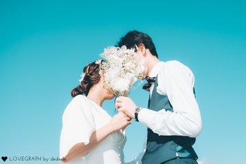 Tomoki&Saeka wedding photo   夫婦フォト