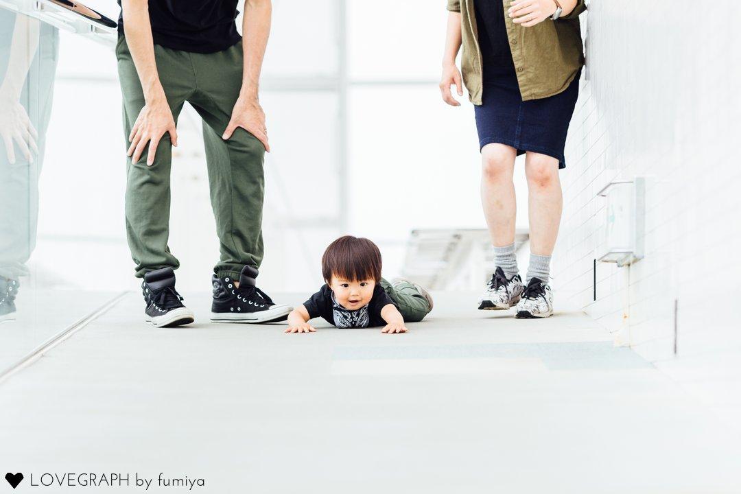 Kudo family | 家族写真(ファミリーフォト)