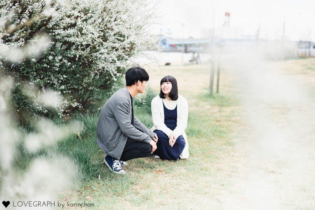 NAOKI × HIRONA | 夫婦フォト