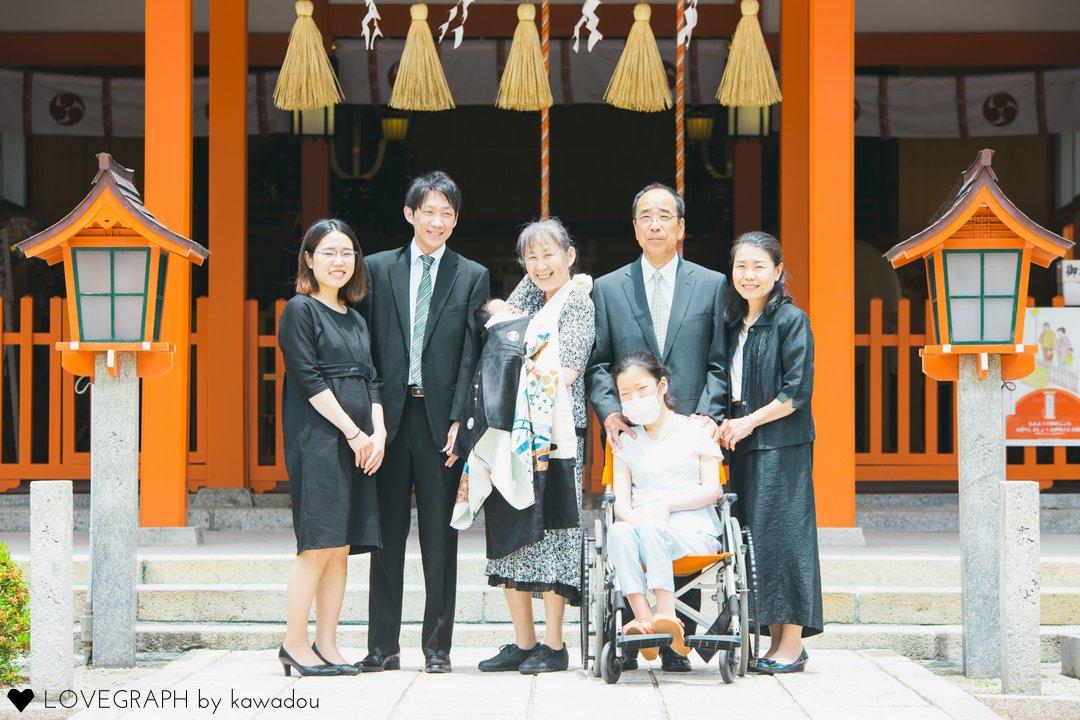KO-U DAI | 家族写真(ファミリーフォト)