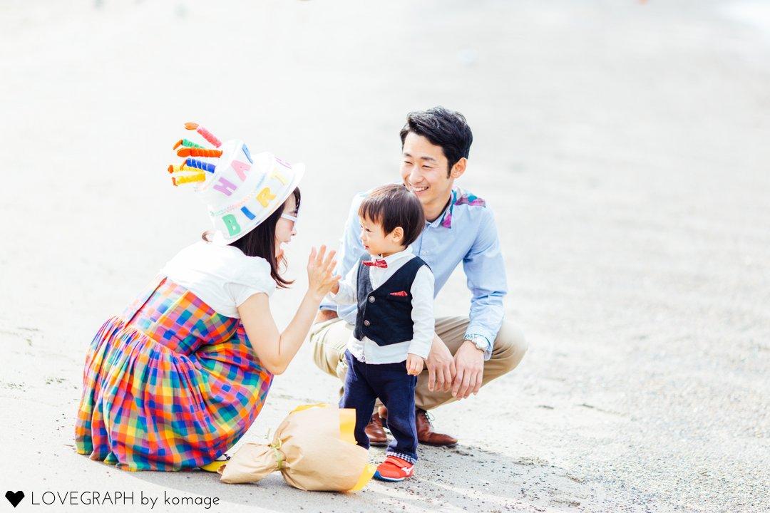 Yuka × Yuki   家族写真(ファミリーフォト)