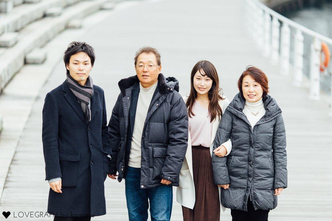 Momoko × Kenji   家族写真(ファミリーフォト)