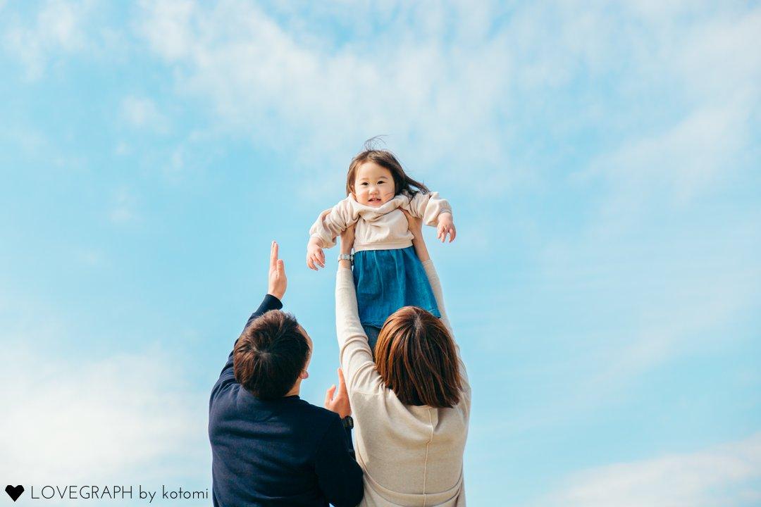 2nd♡Birthday | 家族写真(ファミリーフォト)