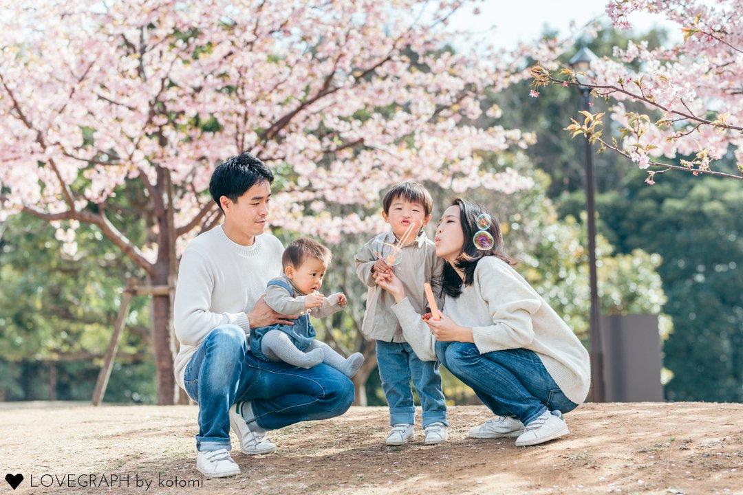 yuto&ryo   家族写真(ファミリーフォト)