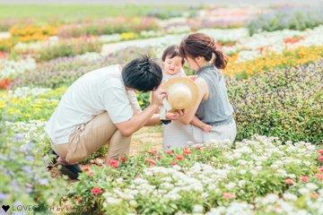 Mio 1st birthday | 家族写真(ファミリーフォト)