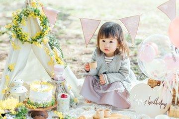 iku♡2ndBirthday | 家族写真(ファミリーフォト)