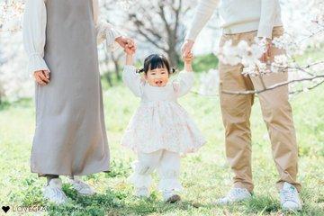 SAKURA~Miori fam   家族写真(ファミリーフォト)