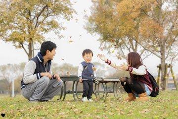 Ryouko × Kazutoshi × Sora | 家族写真(ファミリーフォト)