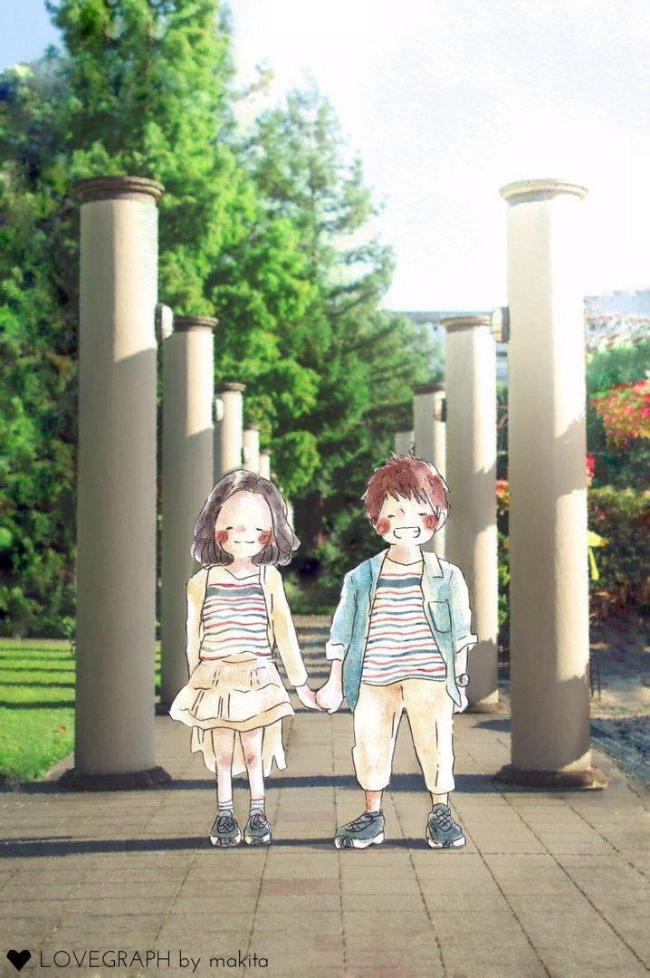 Ritomo × Kouta   カップルフォト