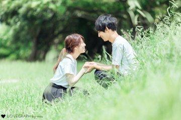 Kohei × Rika | 夫婦フォト