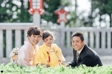 ひまわり 七五三 2021.10.10   家族写真(ファミリーフォト)