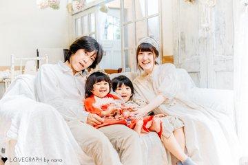 Misuzu×Daisuke | 家族写真(ファミリーフォト)