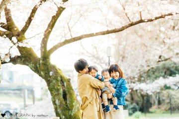 KANATA×HINATA | 家族写真(ファミリーフォト)