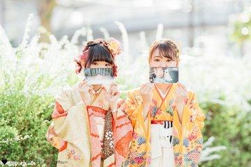 卒業×成人 | 家族写真(ファミリーフォト)